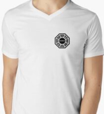 Dharma Initiative Men's V-Neck T-Shirt