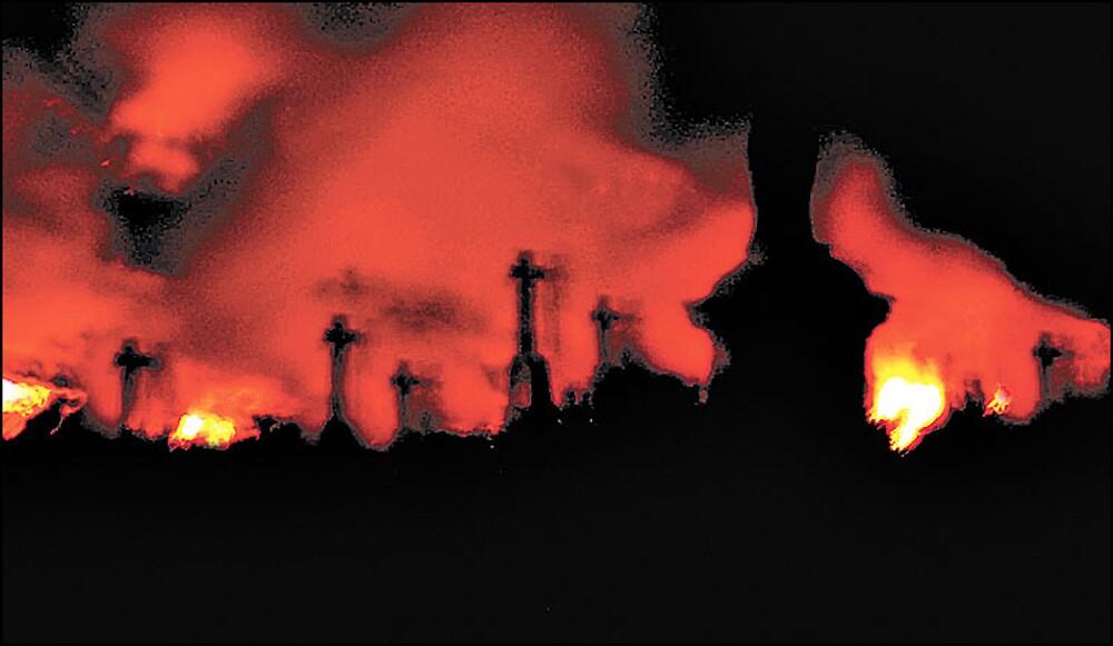 Fire and Brimstone by Gemma Palmer
