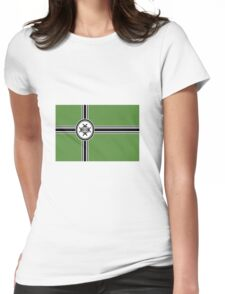 Kekistan Womens Fitted T-Shirt