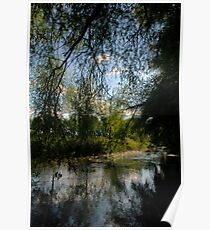 Great River Ouse Bedfordshire England UK Poster