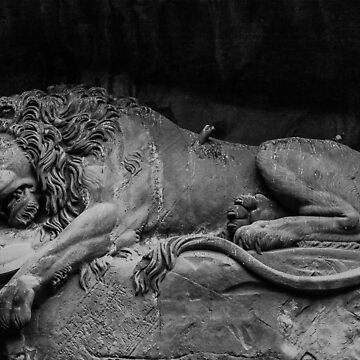 Lion Monument  by sherfin