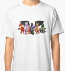 Wings of Fire - Jade Winglet Classic T-Shirt