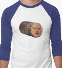 Elijah Wood? Elijah Wood. Men's Baseball ¾ T-Shirt