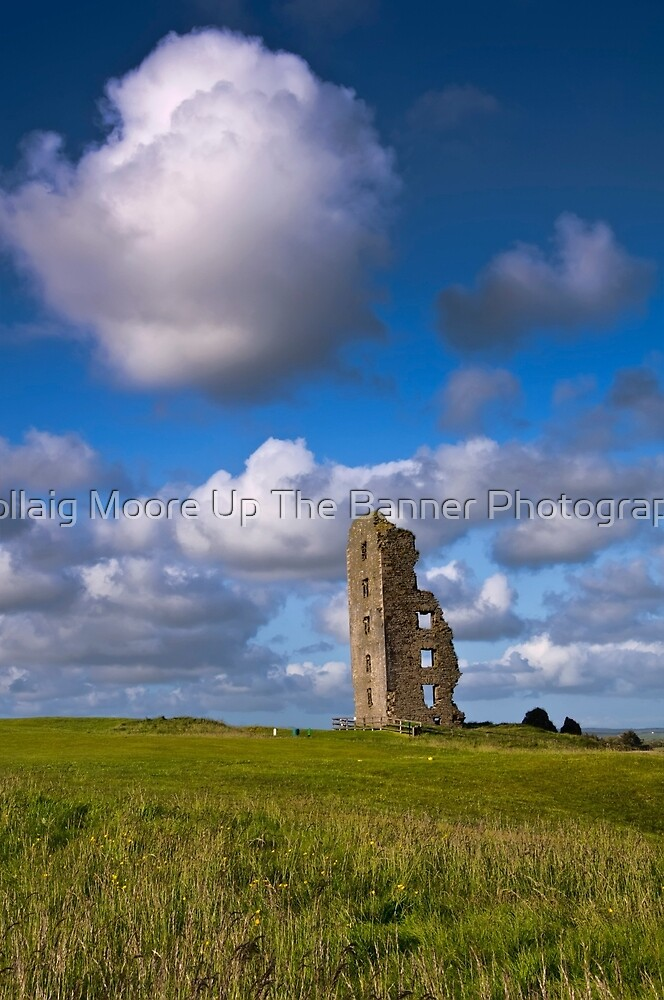 DOUGH, O'Connor Castle, Lahinch, Co Clare, Ireland by Noel Moore Up The Banner Photography