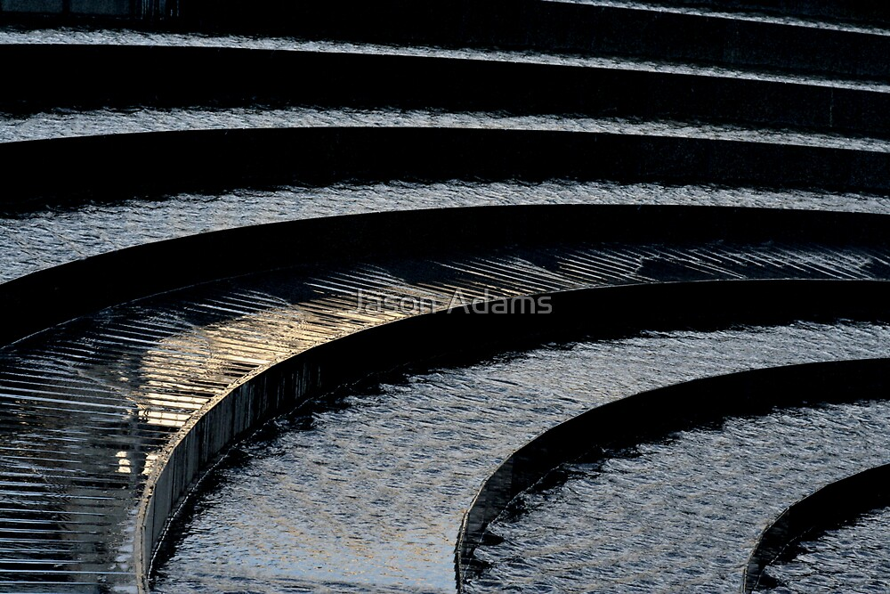 Curved Reflections by Jason Adams
