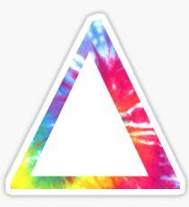 tie dye delta~ Sticker