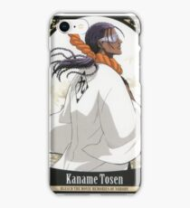 Bleach Kaname Tousen iPhone Case/Skin