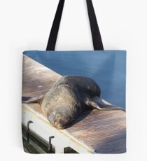 Soaking up the sun... Tote Bag