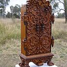 redback cabinet by mockmickey