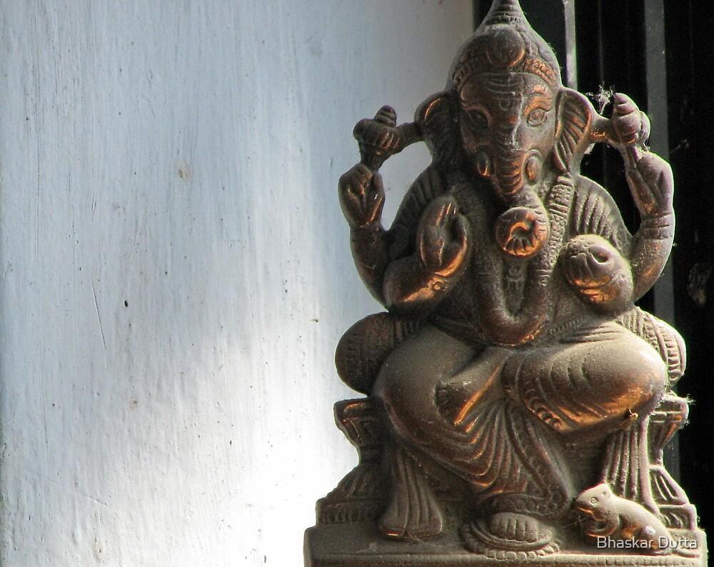 Elephant God by Bhaskar Dutta