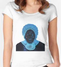Awaken, My Glove! Women's Fitted Scoop T-Shirt