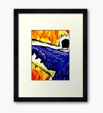 """""""Mockingjay"""" by A.R. Regan Framed Print"""