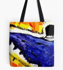 """Mockingjay"" by A.R. Regan Tote Bag"