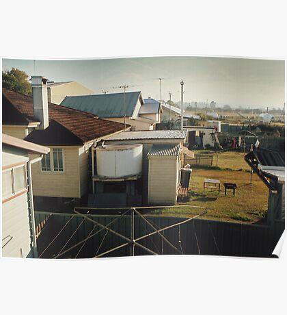 Backyards of Kempsey Poster