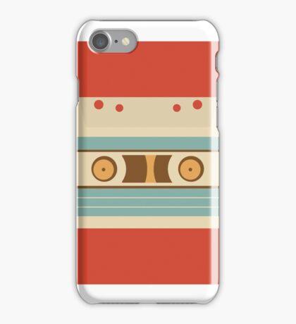 Retro Cassette Tape iPhone Case/Skin