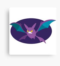 Crobat - 2nd Gen Canvas Print