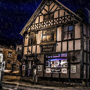 Northwich at night 14 by outlawalien