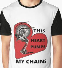 Pump My Chains Graphic T-Shirt