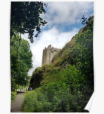 Blarney Castle and Caves Poster