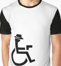 Infinite Jest - Les Assassins des Fauteuils Rollents  Graphic T-Shirt