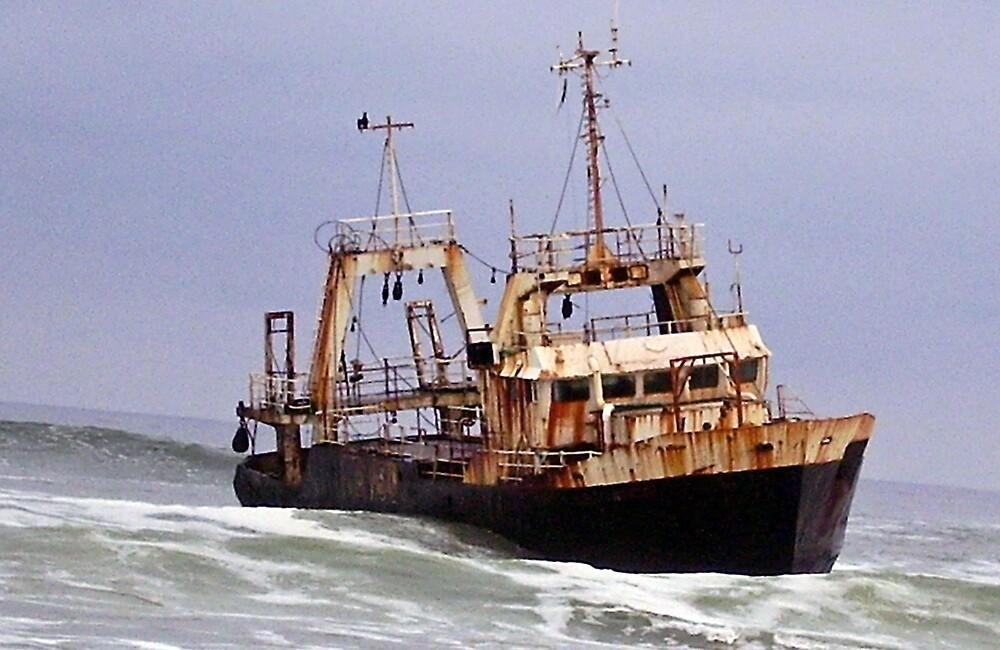 shipwreck by mj007