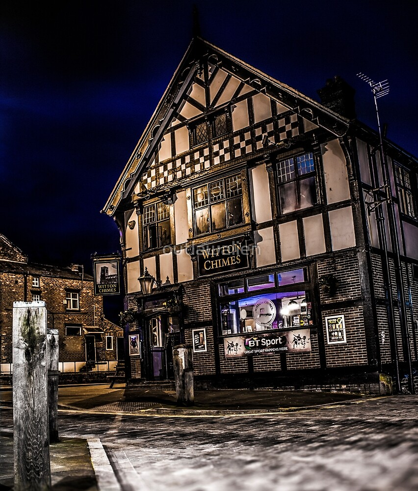 Northwich at night 15 by outlawalien