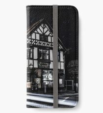 Northwich at night 16 iPhone Wallet/Case/Skin