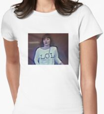 LOL Shirt - Kim Jong-Nam Assassin Girl, Doan Thi Huong Womens Fitted T-Shirt