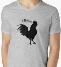 Oh Cock! Men's V-Neck T-Shirt