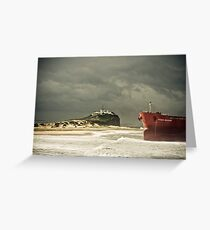 Pasher Bulker - Effects of Nature Greeting Card
