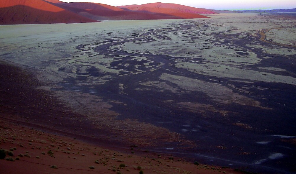 Namib desert by mj007
