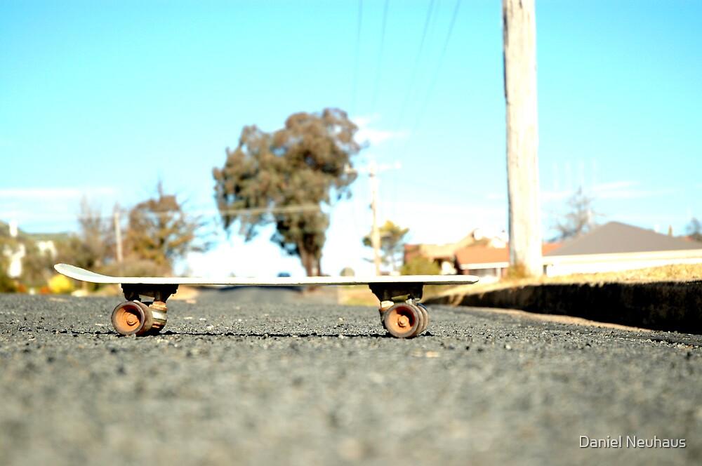 Oldschool Skate by Daniel Neuhaus