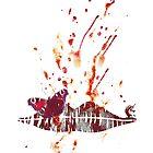 Bloody Lips by Sybille Sterk