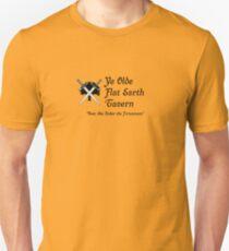 Ye Olde Flat Earth Tavern (Flat Earth Designs) T-Shirt