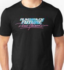 Flashback Future - Blood+Chrome / Lazerhorse SURF'S UP T-Shirt