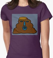 Trump Turd  Women's Fitted T-Shirt