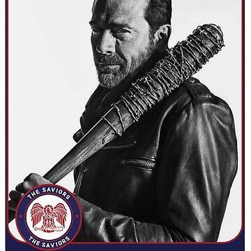 Negan (The Saviors - Washington Nationals) by cpt-2013