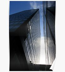 High Rise Offices - London Poster