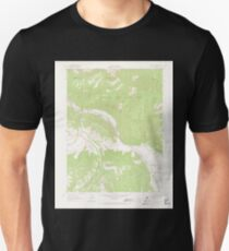 USGS TOPO Map Colorado CO Woody Creek 401709 1961 24000 T-Shirt