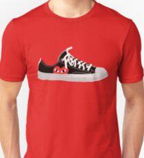 Comme Des Garcons Sneakers Unisex T-Shirt