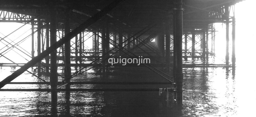 Palace Pier, Brighton. No.1 by quigonjim