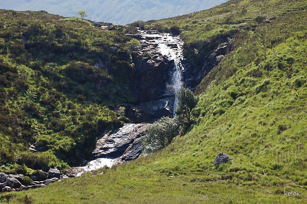 Waterfall 1 by kelek
