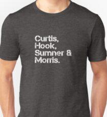 Joy Division [Aufstellung] Slim Fit T-Shirt
