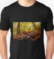 October mushroom Unisex T-Shirt