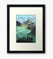 Folklore Framed Print