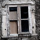 Window derelict by Viv van der Holst