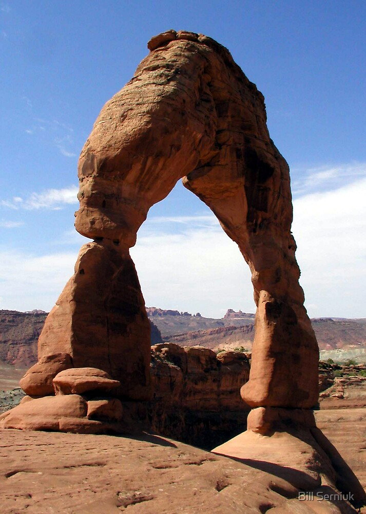Delicate Arch by Bill Serniuk