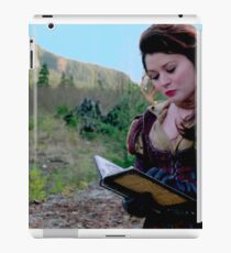 TV Show: Once Upon A Time (Belle) iPad Case/Skin