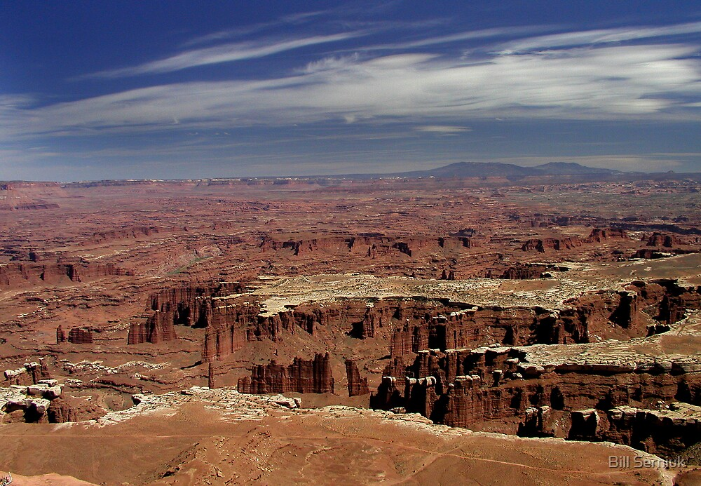 Canyonlands by Bill Serniuk