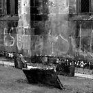 Holy Graffiti by emjace